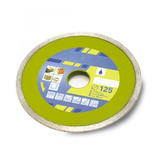 Diamant Trennscheibe FLIESEN BASIC - 125 mm