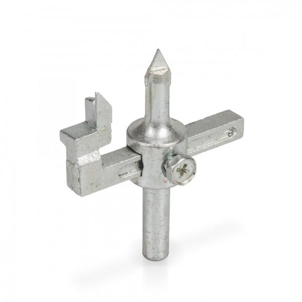Hartmetall Fliesenlochschneider Ø 20 bis 100 mm