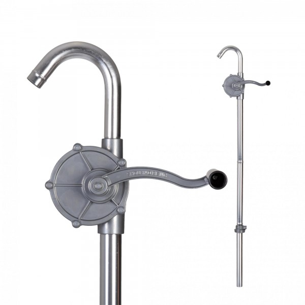 Berlan Aluminium Kurbelfasspumpe BMKP22-5A - 38 l/min