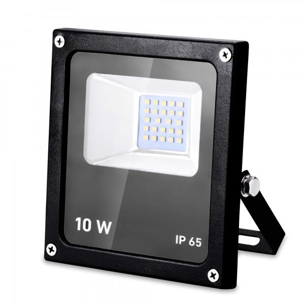 10 Watt Breitwinkel LED-Strahler - 650 Lumen Eco