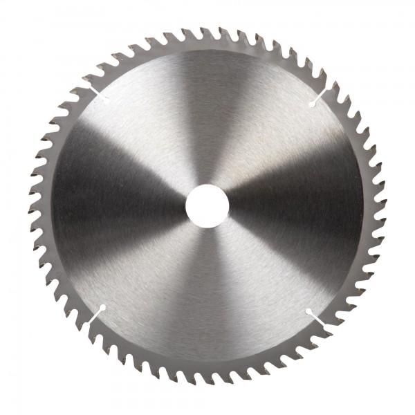250 mm Hartmetall Kreissägeblatt - 60 Zähne