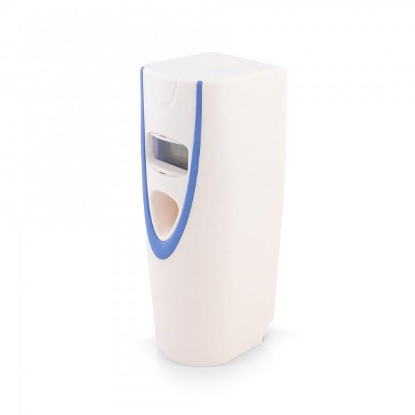 Automatischer Duftspender mit LCD-Display - weiß/grau - 23,5 x 8 x 8,5 cm